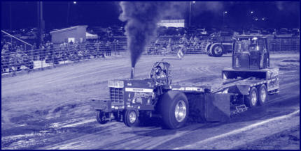 Truck and Tractor Pull Participants